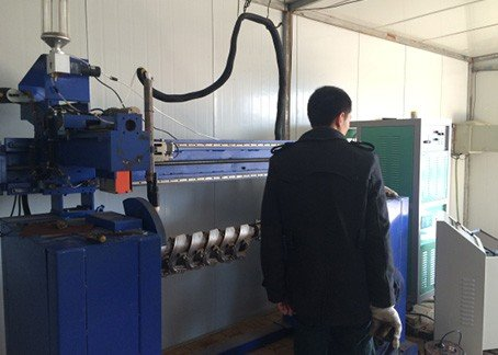 Automatic Seam Welder