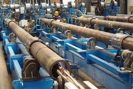 Quy trình sản xuất ống ốp