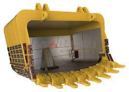 Revestimentos de desgaste na indústria de mineração