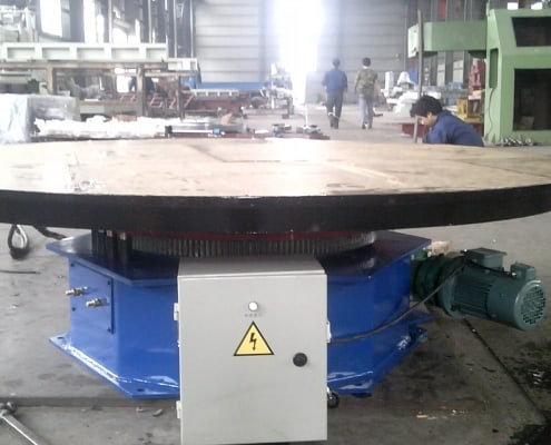 Welding Positioner Turntables