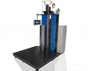 Máquina de soldadura de costura recta de tipo vertical