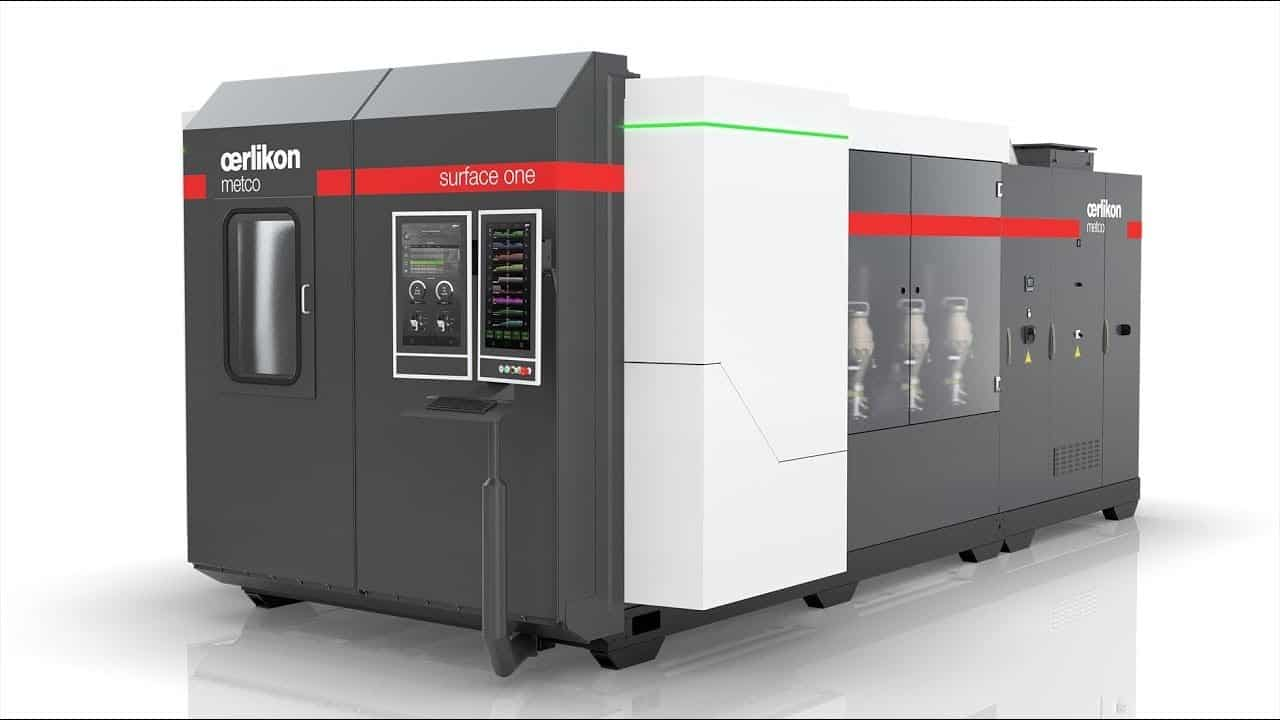 What Is A Plasma Coating Machine