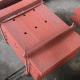Revestimento de desgaste do moinho vertical