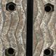 Zigzag hàn hạt mặc lót